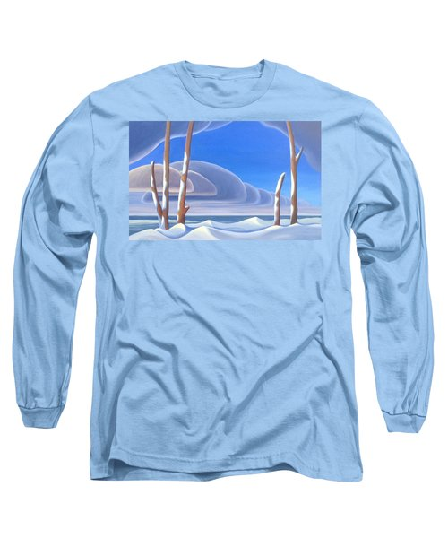 Winter Solace Long Sleeve T-Shirt