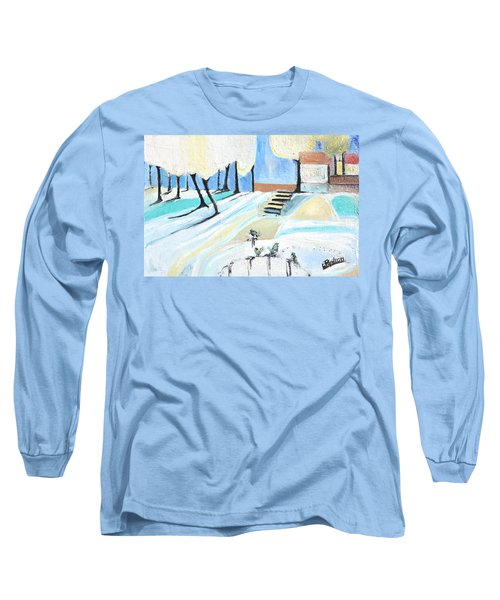 Winterland Long Sleeve T-Shirt