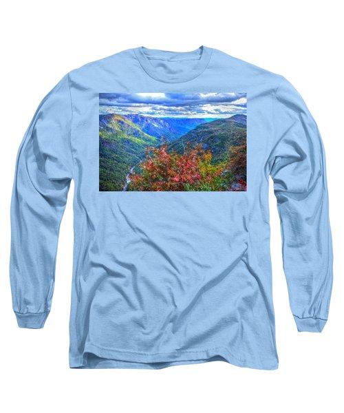 Wiseman's View Long Sleeve T-Shirt