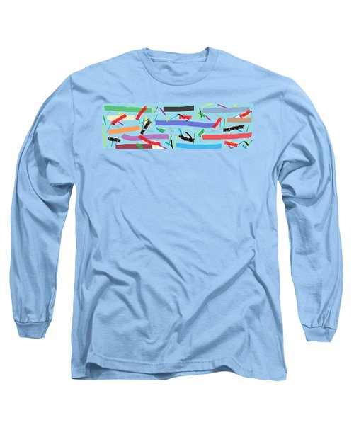 Wish - 40 Long Sleeve T-Shirt