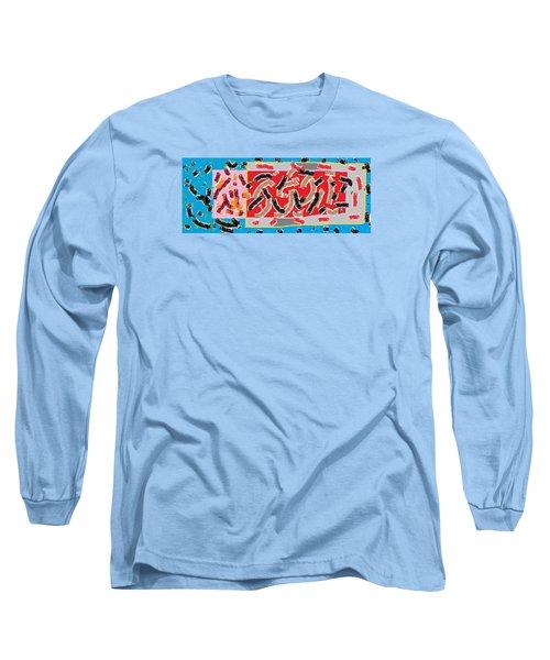 Wish - 63 Long Sleeve T-Shirt by Mirfarhad Moghimi