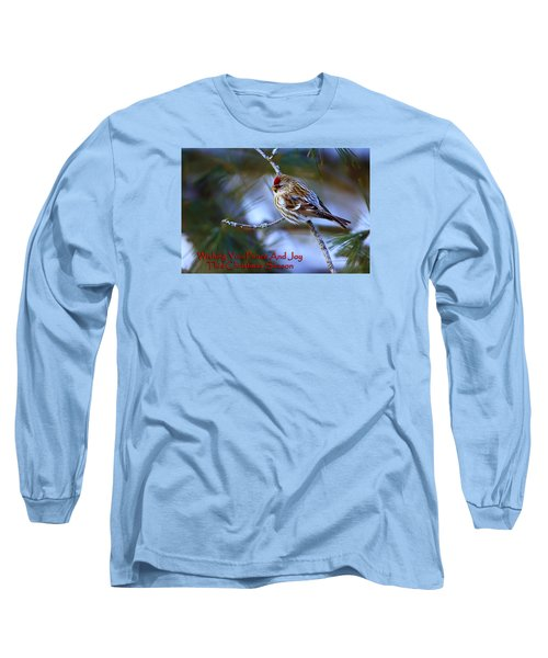 Long Sleeve T-Shirt featuring the photograph Wishing You Peace And Joy by Gary Hall