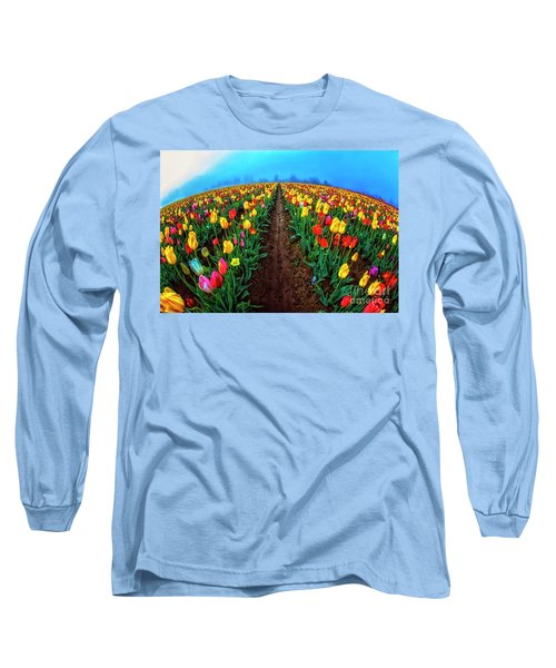World Of Tulips Long Sleeve T-Shirt