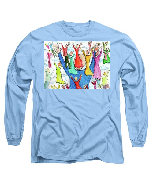 Worship Long Sleeve T-Shirt