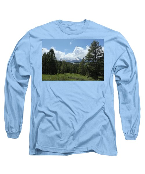 Wyoming 6500 Long Sleeve T-Shirt by Michael Fryd