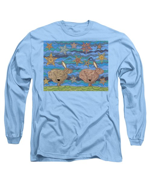 Year Of The Rabbit Long Sleeve T-Shirt