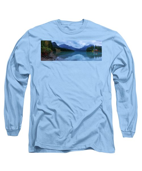Long Sleeve T-Shirt featuring the photograph Yoho by Chad Dutson