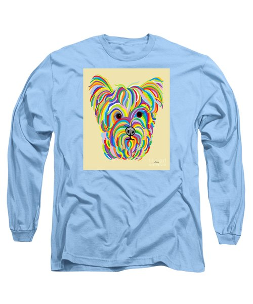 Yorkshire Terrier ... Yorkie Long Sleeve T-Shirt