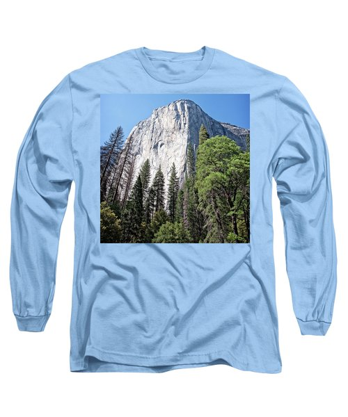 Captain Long Sleeve T-Shirt by Ryan Weddle