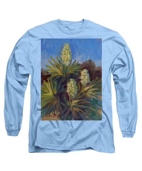 Yucca At Joshua Tree Long Sleeve T-Shirt