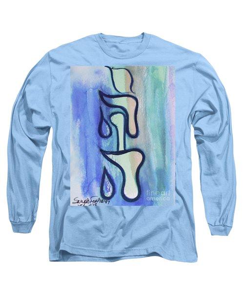 yv1 YUD HEY VAV HEY NAME OF GOD Long Sleeve T-Shirt