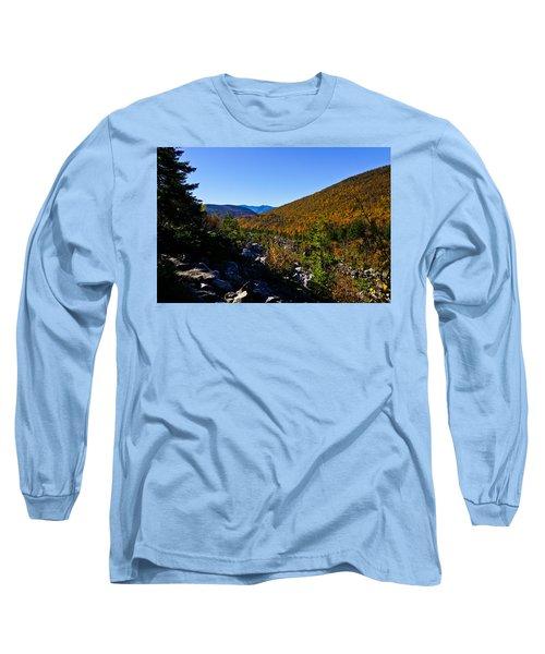 Zealand Notch Long Sleeve T-Shirt