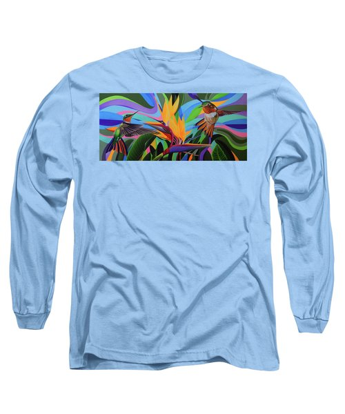 Zumbador Canela Long Sleeve T-Shirt