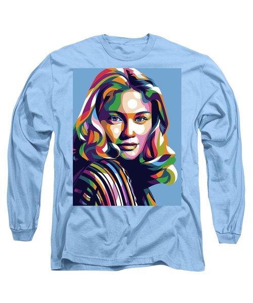 Cybill Shepherd Long Sleeve T-Shirt