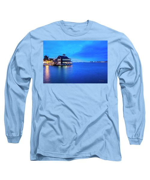 Dinner On The Bay Long Sleeve T-Shirt