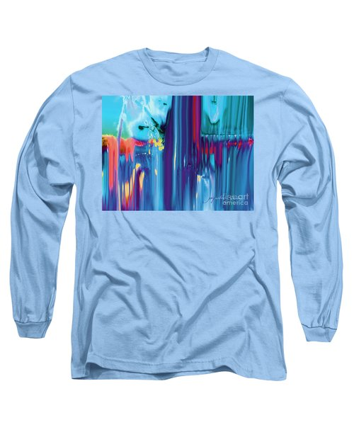 Drenched Long Sleeve T-Shirt