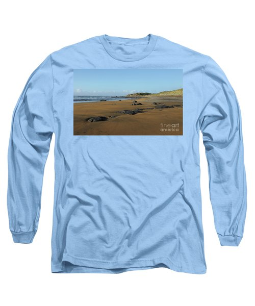 Fanore Beach Long Sleeve T-Shirt