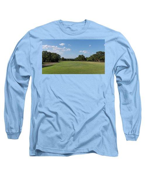 Hole #1 Long Sleeve T-Shirt