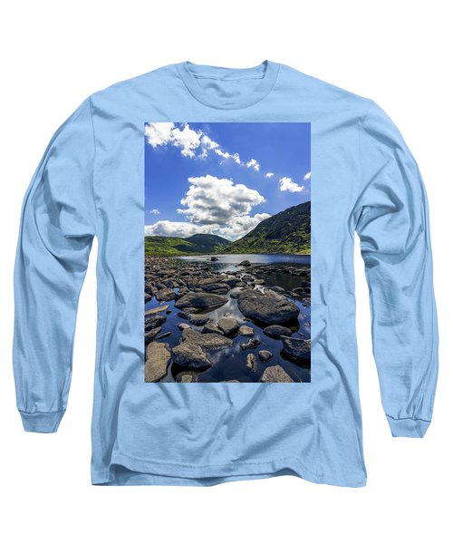 Llyn Eigiau Long Sleeve T-Shirt