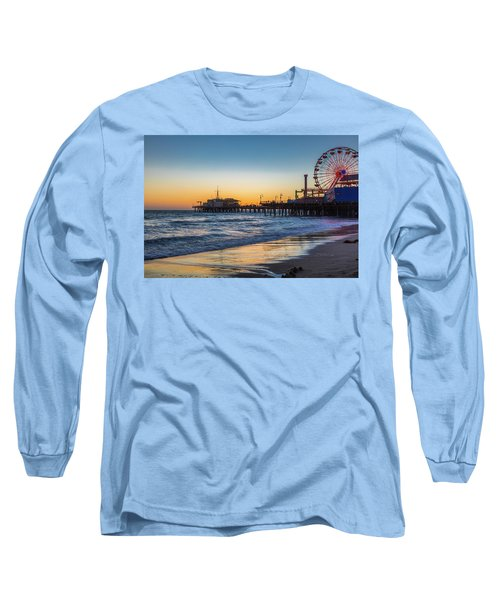 Pacific Park On The Pier Long Sleeve T-Shirt