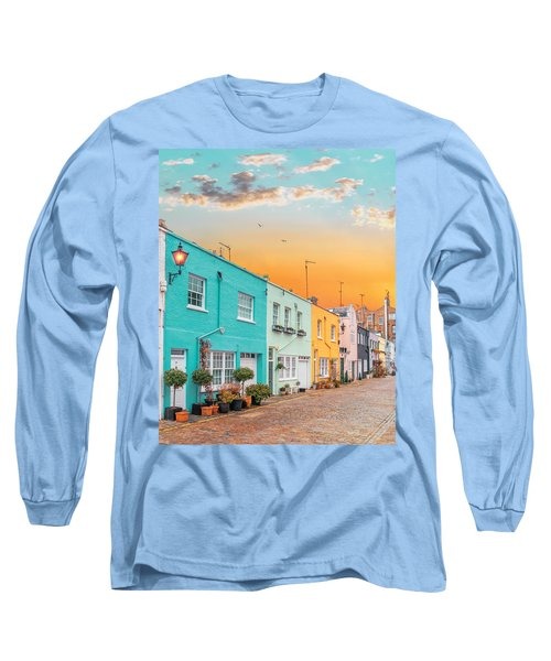 Sunset Street Long Sleeve T-Shirt