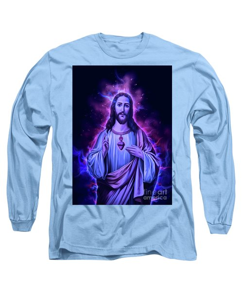 The Lord Is With You Long Sleeve T-Shirt