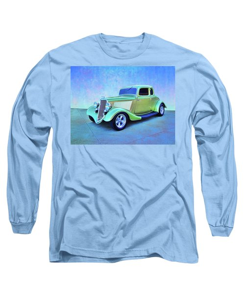 1934 Green Ford Long Sleeve T-Shirt