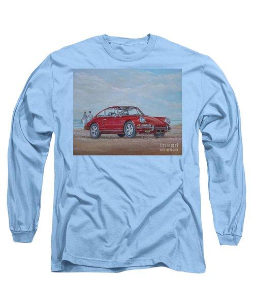 1968 Porsche 911 2.0 S Long Sleeve T-Shirt