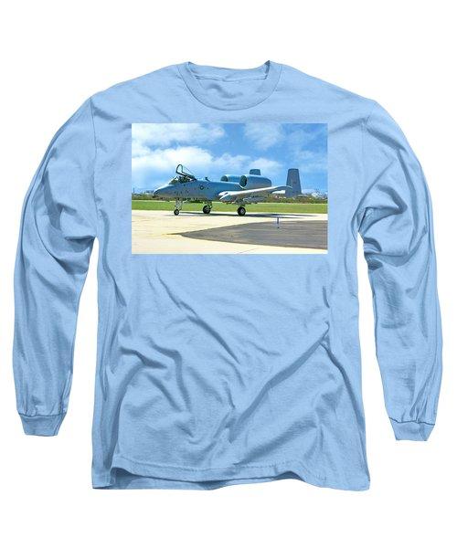 A-10 Warthog Long Sleeve T-Shirt
