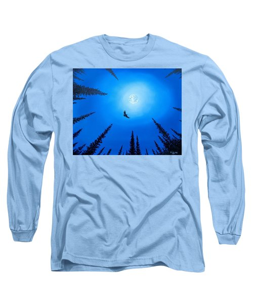 238,855 Miles To Go Long Sleeve T-Shirt