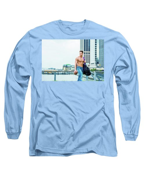 After Work Long Sleeve T-Shirt