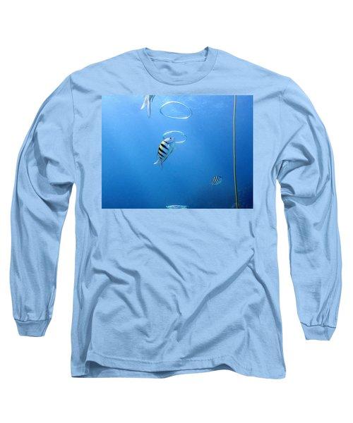 Air Rings Long Sleeve T-Shirt