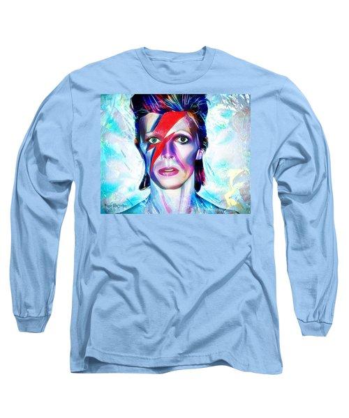 Aladdin Sane Long Sleeve T-Shirt