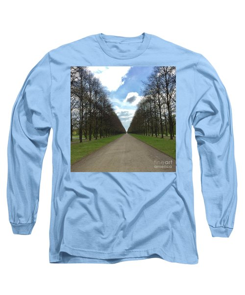 Alley Long Sleeve T-Shirt