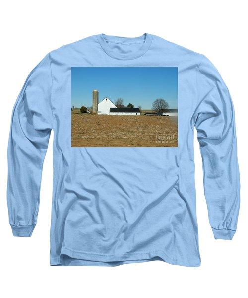 Amish Farm Days Long Sleeve T-Shirt