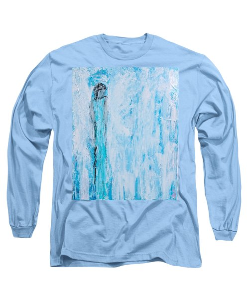 Angel Of Dreams And Hope Long Sleeve T-Shirt