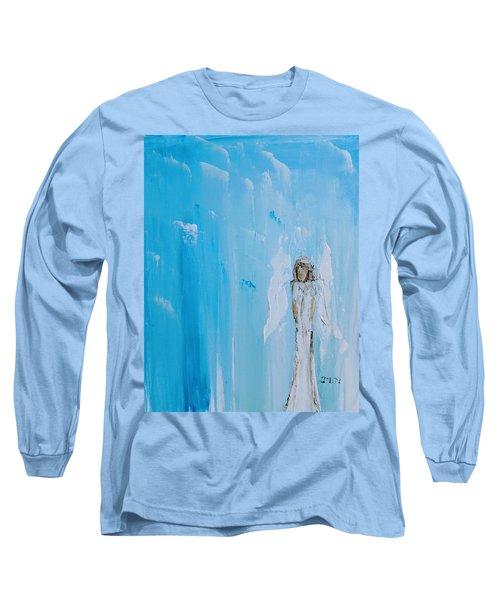 Angel Of Simplicity Long Sleeve T-Shirt