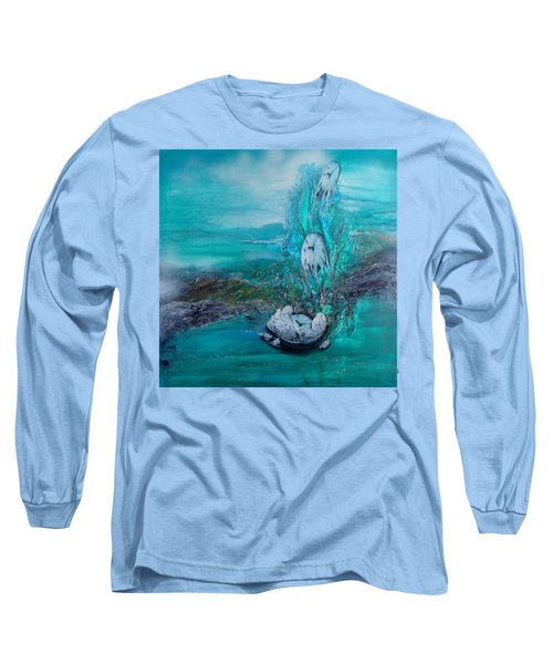 Flying Watches - As Time Goes By Long Sleeve T-Shirt