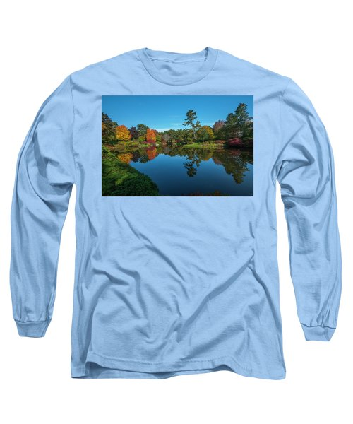 Asticou Reflection Long Sleeve T-Shirt