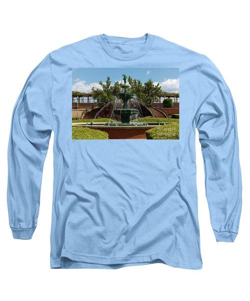 Augusta Riverwalk - Augusta Ga Long Sleeve T-Shirt