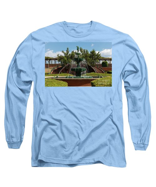 Augusta Riverwalk - Augusta Ga Long Sleeve T-Shirt