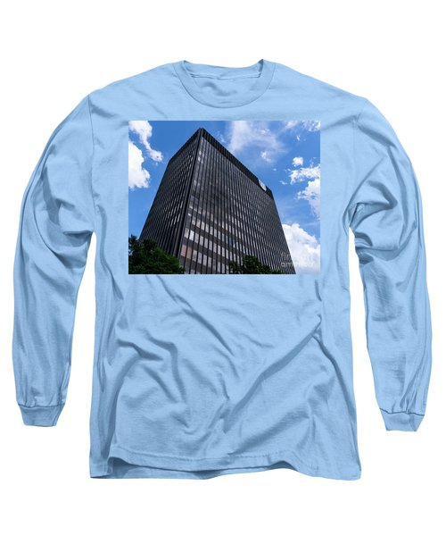 Augusta University Building 2 Long Sleeve T-Shirt