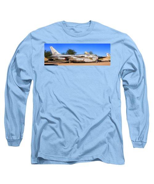 B58 Hustler Sac Bomber Long Sleeve T-Shirt