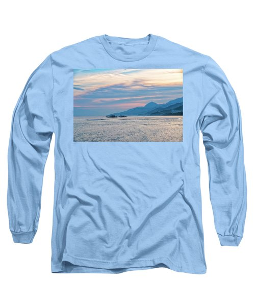 Batangas Sunset Long Sleeve T-Shirt