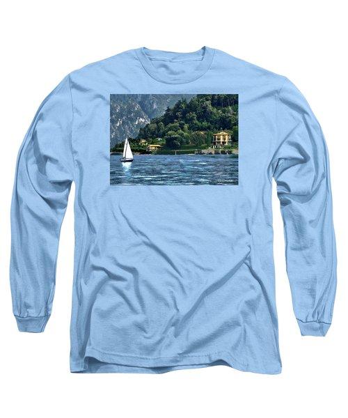 Bellagio Villa Long Sleeve T-Shirt