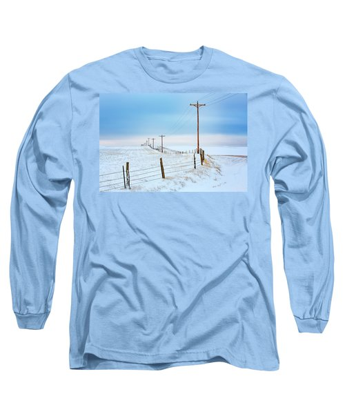 Bend In The Road Long Sleeve T-Shirt