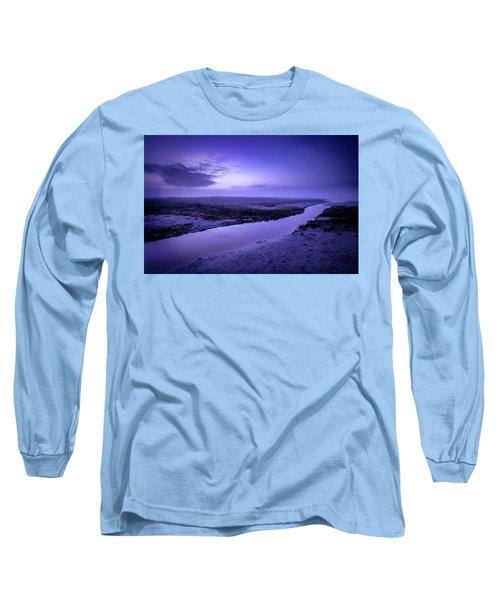 Blue Dawn Long Sleeve T-Shirt