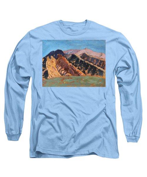 Blue Sky Canigou Long Sleeve T-Shirt