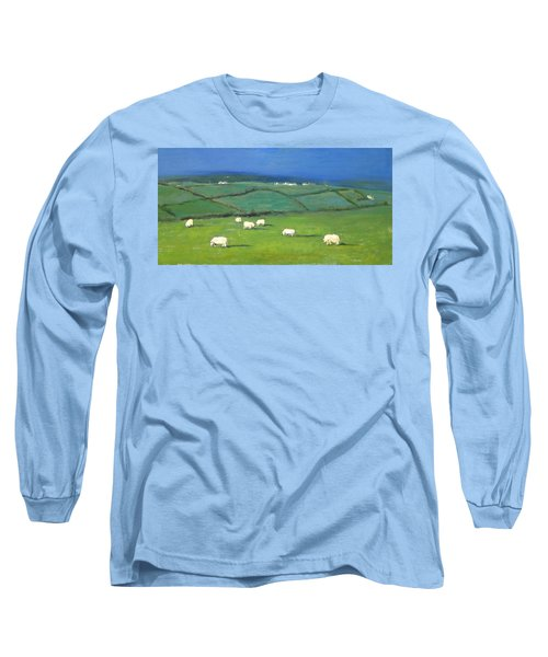 Celtic Sheep Long Sleeve T-Shirt