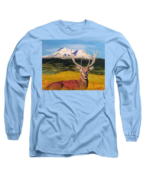 Chillin' Long Sleeve T-Shirt